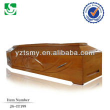 Chinese plan made new design Europe coffin